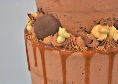 customer celebration cake