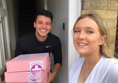 Myles Barnett delivery