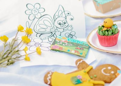 Easter children's afternoon tea