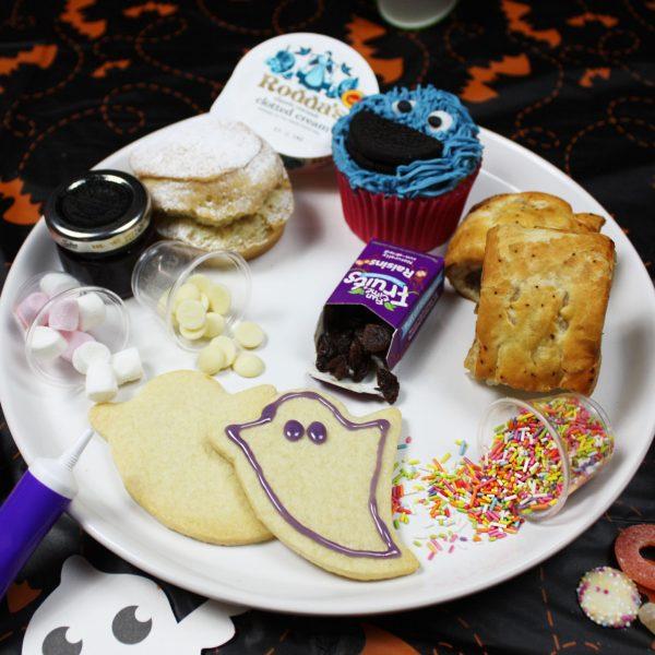 Halloween children's afternoon tea